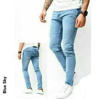 Celana Jeans Skinny Washed
