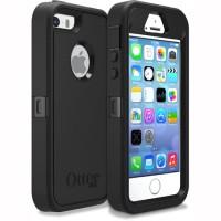 OTTERBOX DEFENDER ORI Case for iPhone SE/5s/5 (BLACK Colour) ASLI !!!
