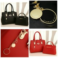 harga tas import Fashion Korea 2in1 ck cnk charles and keith from batam Tokopedia.com