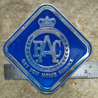 harga Rac Car Badge Vintage Land Rover Morris Minor Vespa Lambretta Tokopedia.com