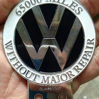 harga Vw Indonesia Beetle Golf Vintage Car Badge Kodok Combi Dijual Murah Tokopedia.com