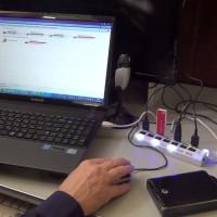 harga 7 Port Hispeed Travel Adaptor Usb Hub Charger Adapter Ports Usbhub Tokopedia.com