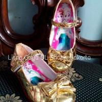 harga Sepatu Pesta Anak - Queen Of Gold/ Sepatu Frozen Tokopedia.com