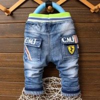 Celana Jeans 08-83 Celana Panjang Jeans Anak Laki-laki Import Murah