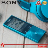 Sony Hi-Rest Mp3 Player Walkman NW-A25 Blue Original Garansi