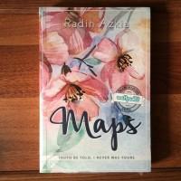 Novel Maps (Radin Azkia)