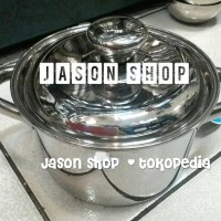 Panci stainless steel Bima Cookware/Panci masak Bima uk.16cm