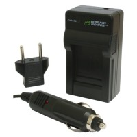 Wasabi Power Battery Charger for Canon LP-E6, LP-E6N, LC-E6