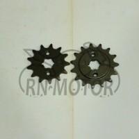 harga Gir Depan Tipis 415 Honda/Supra/Karisma/Smash/Shogun 14/15T TK Tokopedia.com