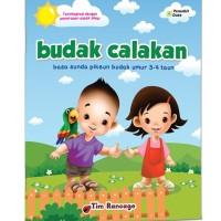 Budak Calakan untuk 3-4 Tahun (Belajar Bahasa Sunda)