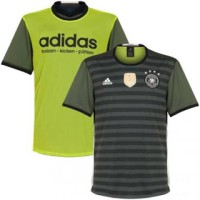 Jersey Baju Bola Jerman Germany Away Euro 2016 Grade ORi