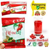 Slimming Herbal Fiforlif Cara Mudah Turun Berat Badan via Gojek