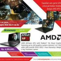 harga Lenovo G40-45, AMD A8-6410+VGA R5 2GB! LAPTOP GAMING BEST SELLER 2016! Tokopedia.com