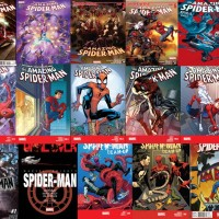CD Paket Komik Digital Spiderman