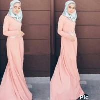 harga 2in1 Marsha Hijab / Grosir Busana Muslim / Baju Muslim / Baju Gamis Tokopedia.com
