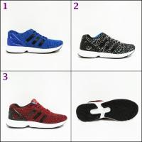288#Sepatu Cowok Adidas ZX Flux Import Vietnam