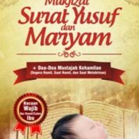 Mukjizat Surat Yusuf dan Maryam, berharap keturunan lahir sempurna