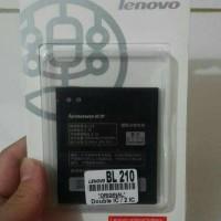 Batre Battery Lenovo S820 A766 BL210 Original 99 % Baterai