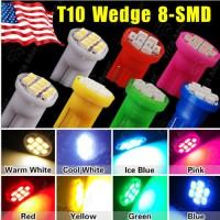 LAMPU LED T10 8 MATA - SENJA / SPEEDO / PLAT NOMER