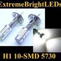 Harga lampu led h1 10 mata besar foglamp lampu kabut | Hargalu.com