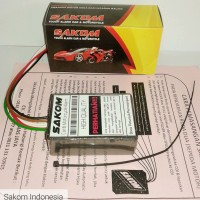 Sakom Touch Alarm / Alarm Sensor Sentuh Untuk Motor & Mobil