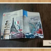Jual Passport holder / cover paspor / sampul paspor Murah