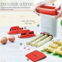 Tupperware m press/ pencetak adonan kue