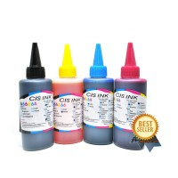 CIS Ink Refill Bottle for Canon HP Printer Ink Cartridges 100ml