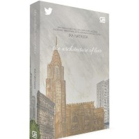 Novel The Architecture of Love (Original) Ika Natassa
