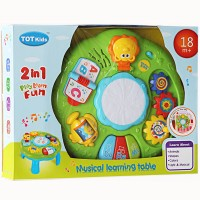Musical Learning Table 1082