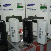 POWER BANK SAMSUNG 8800 Mah / langsung tancap