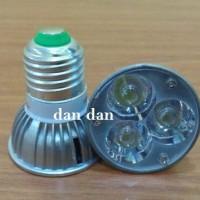 Jual lampu sorot halogen led 3watt e27 Murah