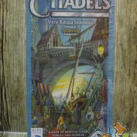 Citadels + The Dark City Expansion Card Game (Original) | BoardgameHut
