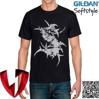 Kaos Band Metal - Sepultura Logo 03 - Original Gildan