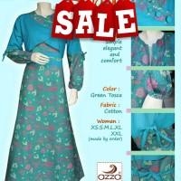 harga Gamis Jade - Dress Batik - Gamis Batik Syar'i Tokopedia.com