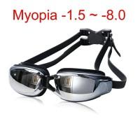 Kacamata Renang Minus Myopia -1.5 sd 8