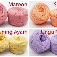 Benang T-Shirt Yarn / Tarn - Benang Rajut