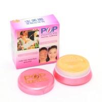 pop popular facial cream