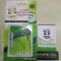Baterai Evercoss A80A Elevate Y2 Rakkipanda Double Power | 4000mAh