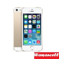 APPLE IPHONE 5S ORIGINAL - GOLD - 64GB - 4G Lte - GARANSI 1 TAHU