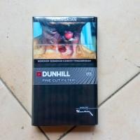 Rokok Dunhill Fine Cut Filter Black 16