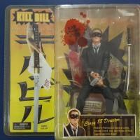 Kill Bill Quentin Tarantino Crazy 88 Director NECA figure