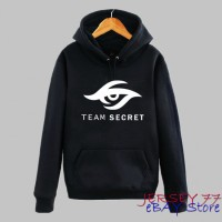 Hoodie Dota 2 Team Secret Game Jaket Sweater Gamer Keren