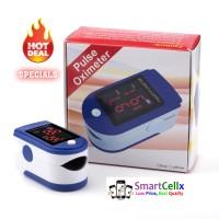 Pulse Oxymeter Oximeter Finger Digital Alat Pengukur oksigen darah