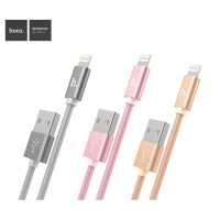 Hoco X2 Lightning Braided Cable For IPhone / IPad