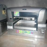 printer DTG A4 high speed bisa dikaos gelap