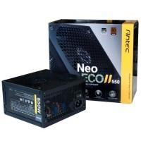 Antec NeoECO II 550W - 80 + Bronze Certified (PSU GAMING)