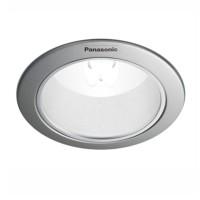 "Downlight Plafon E27 Panasonic NLP72352 4"" Reflector Frosted"