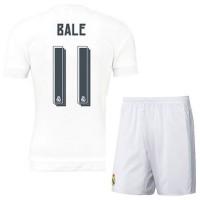 Jersey Sepakbola Real Madrid No 11 Bale Size M - White