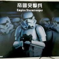 Nuclear Model 1/12 Stormtrooper storm trooper Model Kit (Star wars)